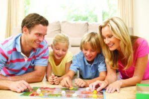 Игры дома для детей 4-6 лет
