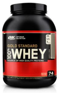 100% Whey Gold Standard (Optimum N.)