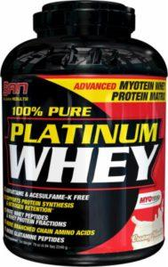 100% Pure Platinum Whey (SAN)