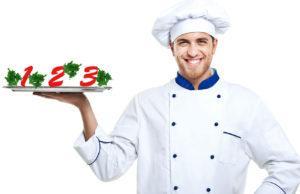Блюда из трех ингредиентов