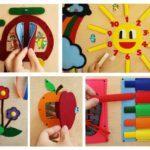 Развивающая доска бизиборд для детей своими руками – мастер-класс изготовления детского бизиборда