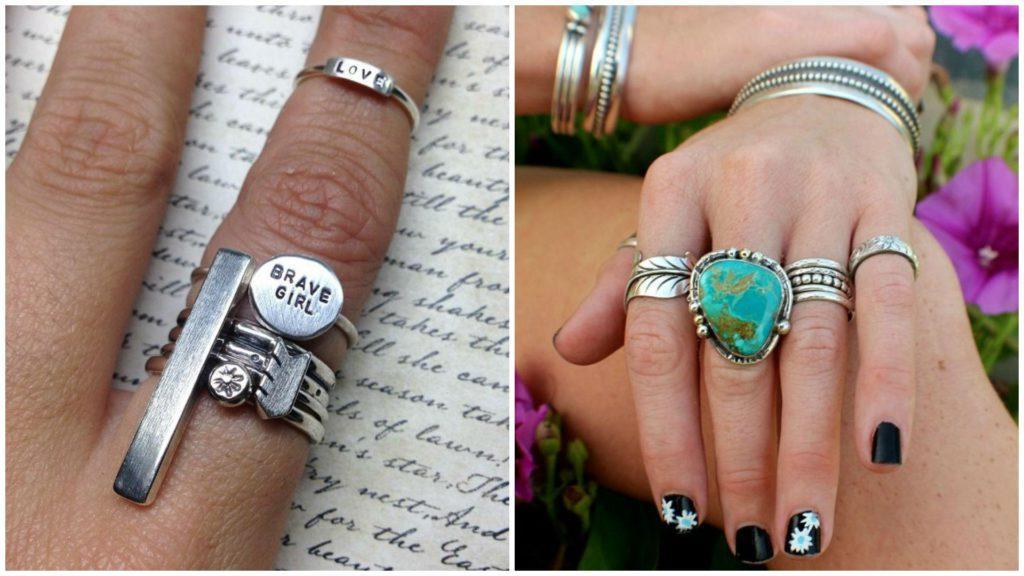 Как правильно выбирать кольца и перстни для себя