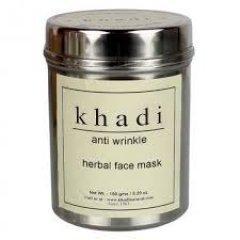 Khadi Natural Термо-Маска с частицами золота, 100 г.