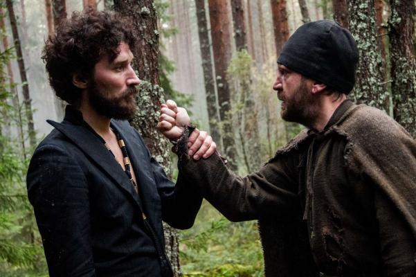 Отечественный фильм Монах и бес
