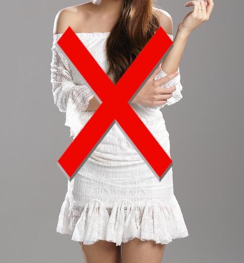 Как правильно выбирать одежду широкоплечей женщине, чтобы визуально скрыть широкие плечи