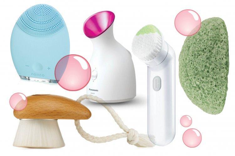 7 видов щеток для чистки лица - какую выбираете вы?