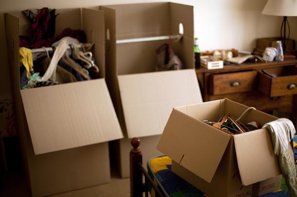 Как упаковать вещи к переезду правильно?