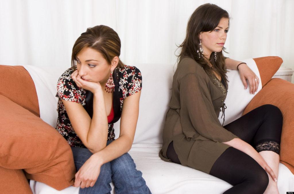 Что делать, когда подруга бесит?