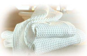 Как отстирать кухонные полотенца в домашних условиях с кипячением и без – 15 способов