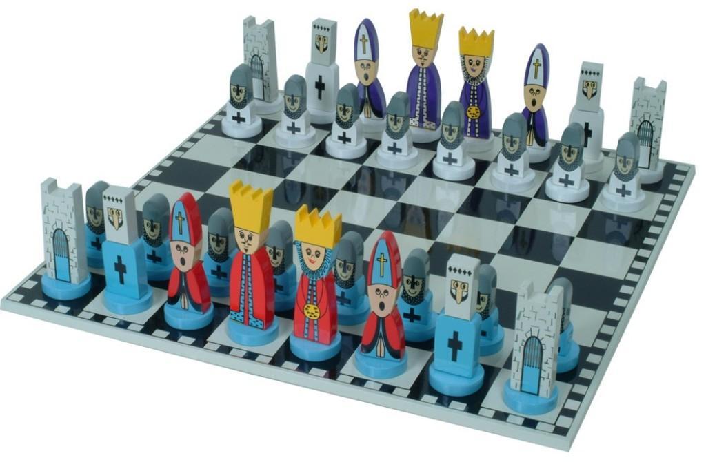 Игры для младших школьников - Шашки и Шахматы