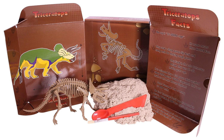 Игра для младших школьников - Раскопки динозавра