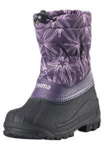 Непромокаемые зимние ботинки для девочек и мальчиков Reima