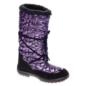 Сапоги Kuoma на шнуровке с войлочными стельками из влаго- и грязеустойчивых материалов