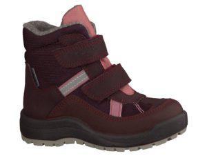Зимние дышащие ботиночки из мембраны с шерстяной подкладкой для девочки - производитель Ricosta