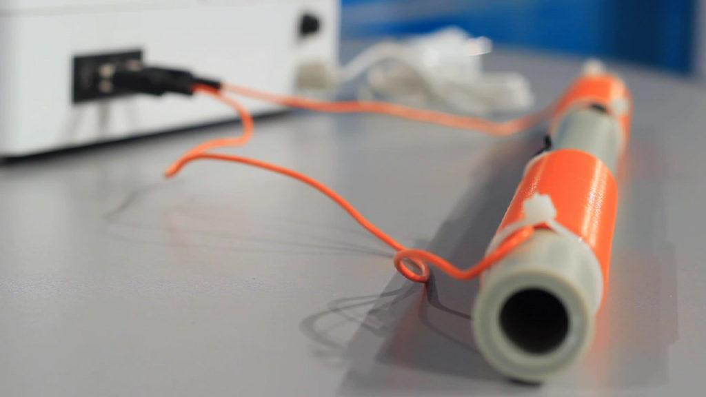 Провода-излучатели электромагнитного преобразователя накипи Акващит