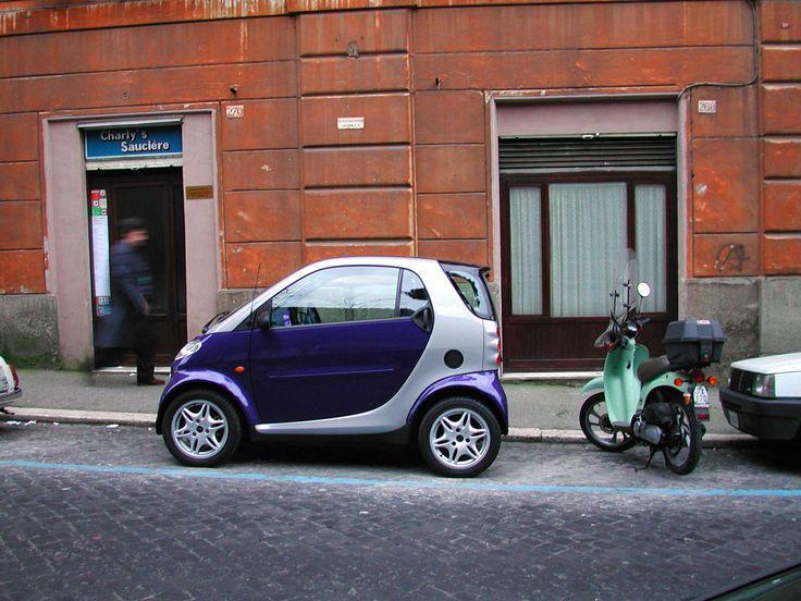 Аренда авто в Европе во время путешествия