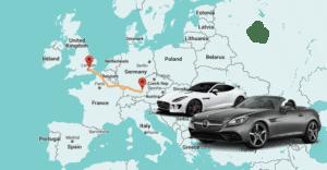 Авто напрокат в Европе