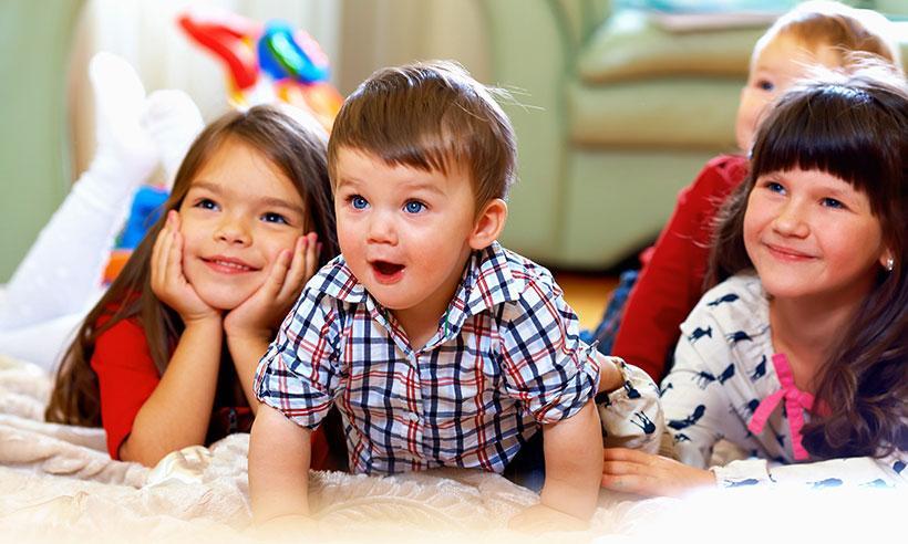 Сколько смотреть телевизор ребенку, и с какого возраста?
