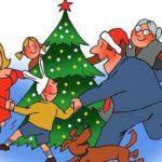 Сценарий нескучного Нового года с семьей дома – игры и конкурсы для семейного Нового года с детьми