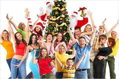 Как праздновать новый год в кругу семьи - сценарий и конкурсы