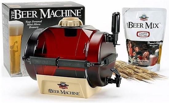 Домашняя пивоварня в подарок мужчине на Новый год