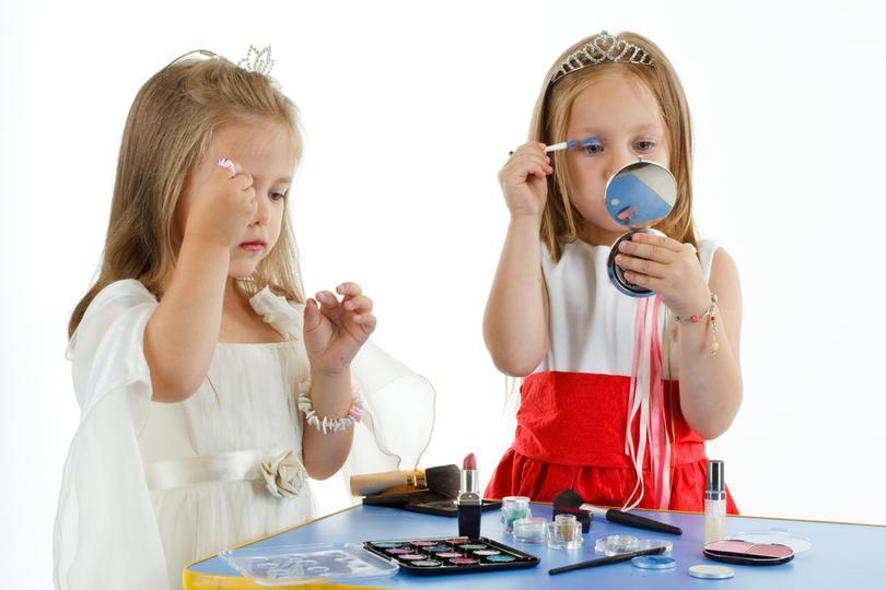 Косметика для детей - кремы, лосьоны, декоративная косметика и многое другое