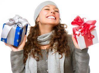 Подарки для женщин, актуальные в 2018 Новом году