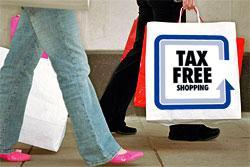 Условия возврата такс фри при покупках за границей