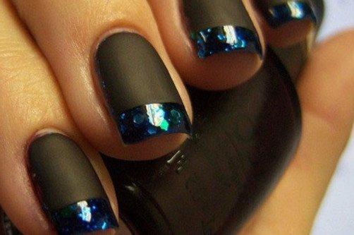 Тренд сезона - зеркальные ногти