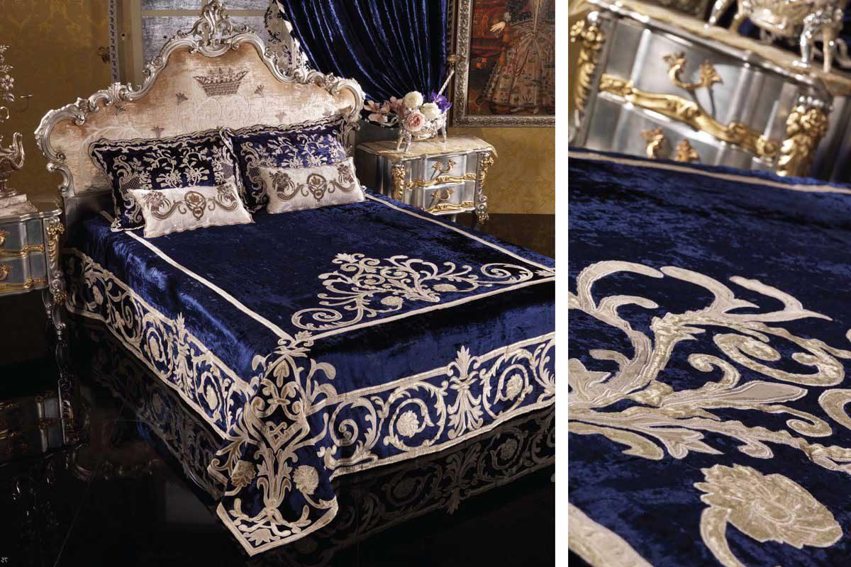 Бархатные покрывала для спальни