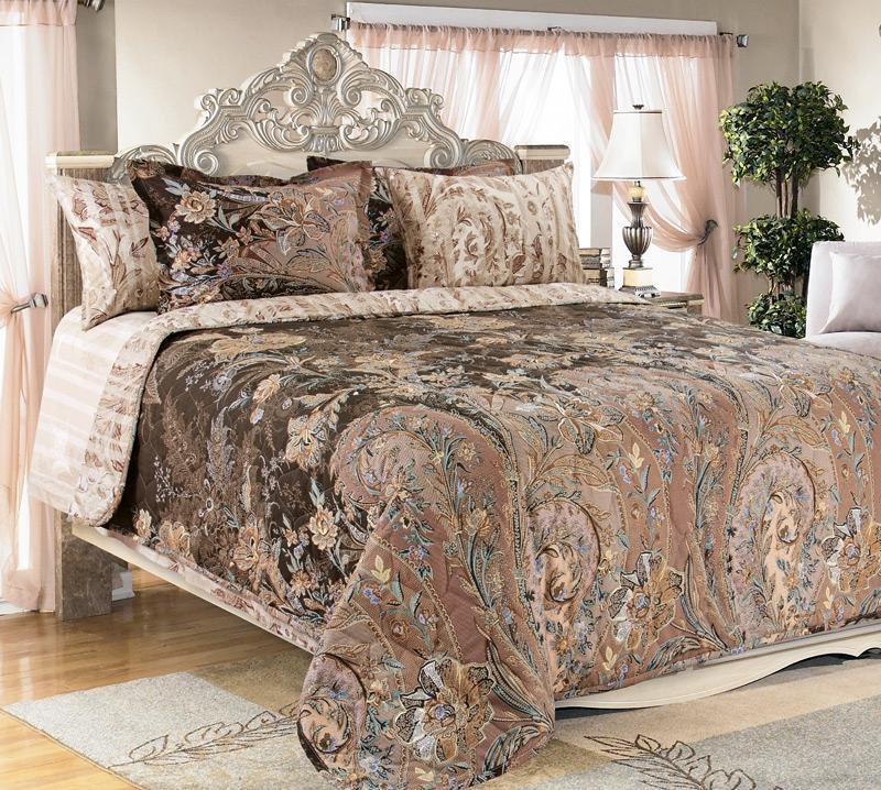 Гобеленовые покрывала для спальни