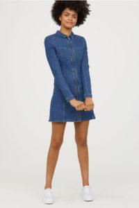 Короткое платье от H&M