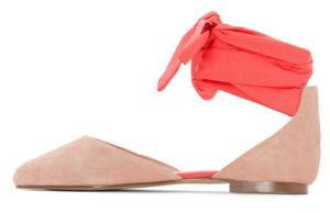 Красивые дорогие балетки - для тех, кто любит роскошь и эксклюзив