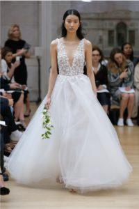Модные свадебные тенденции лето-2018