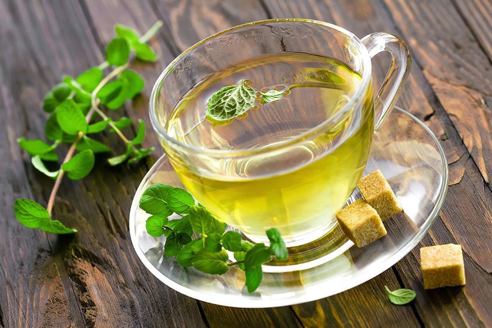 Чай для утоления жажды в жару
