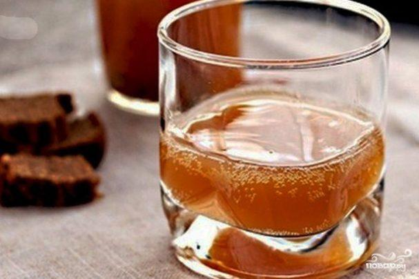 Лучший напиток в жару - квас