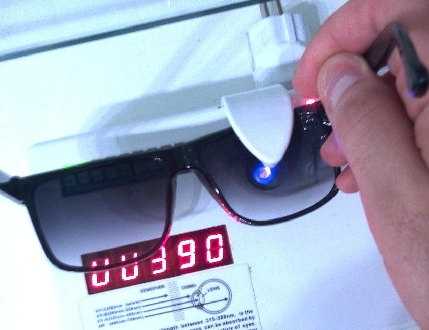 Что такое УФ-фильтр солнечных очков?