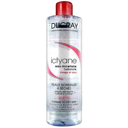 Мицеллярная вода DUCRAY: Ictyane