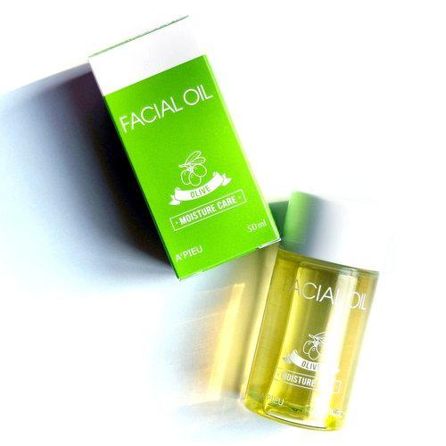 Косметическое масло от морщин FACIAL OIL: A'Piey