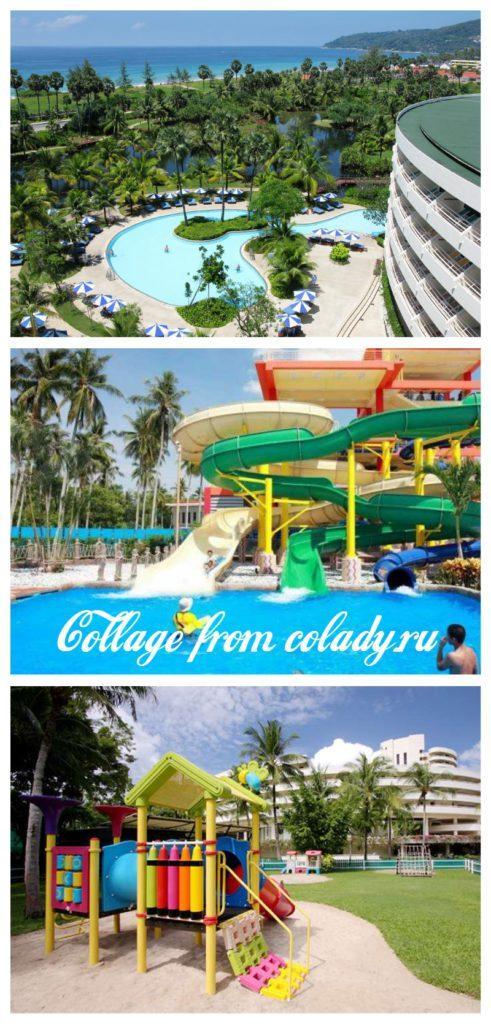 Hilton Phuket Arcadia Resort & Spa (5*)