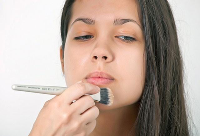 Бейкинг - выравнивание поверхности кожи