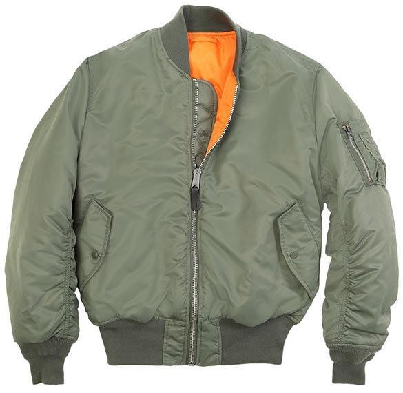 История куртки-бомбера