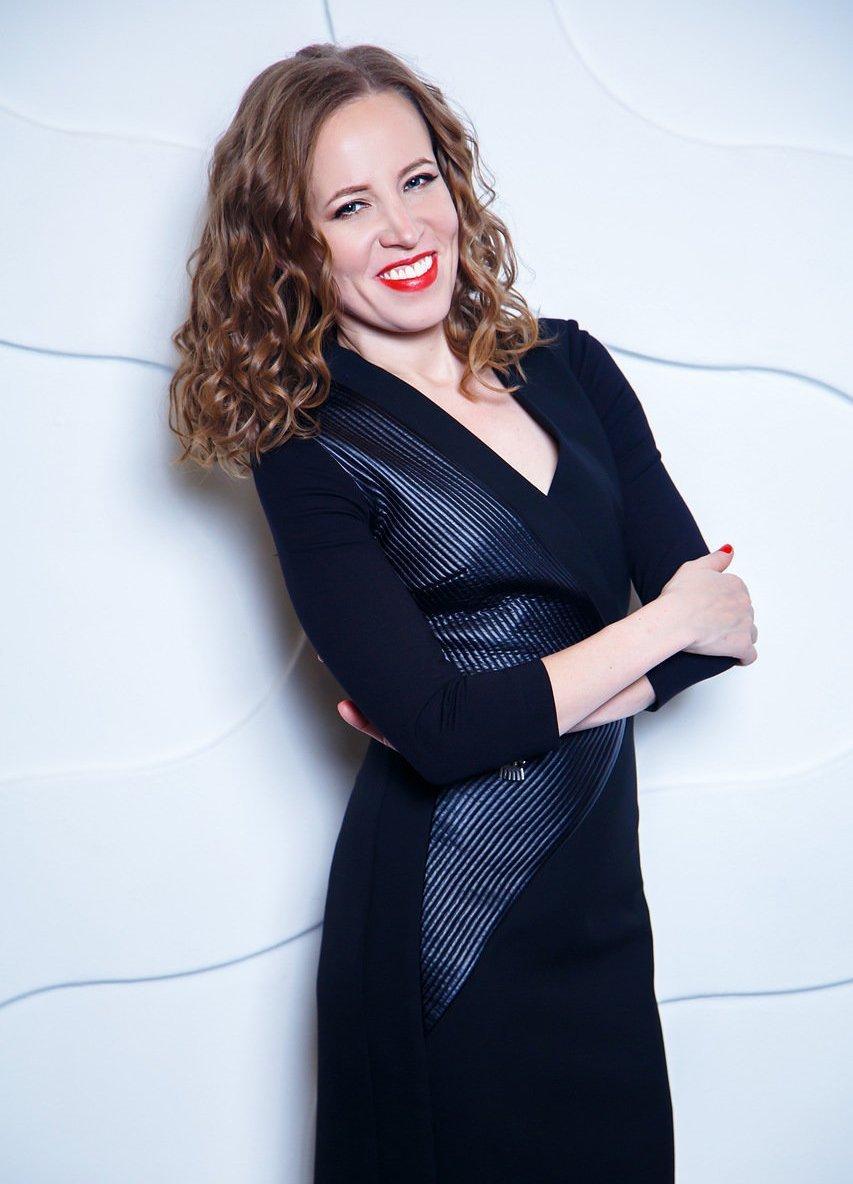 Женщина-предприниматель Мария Азаренок