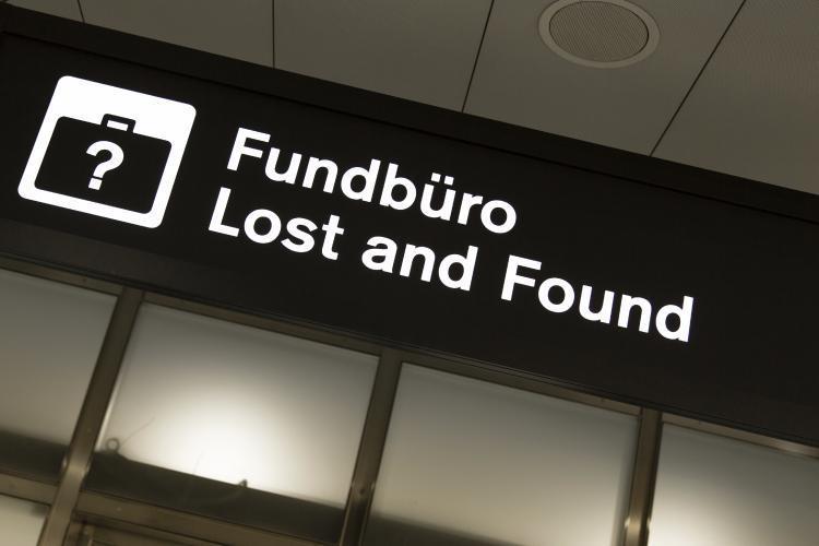Где найти пропавший багаж в аэропорту