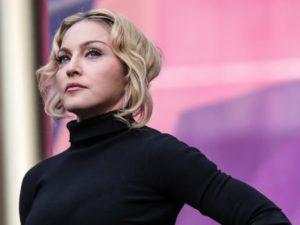 Мадонна - мать-одиночка