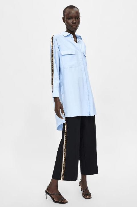 Костюм из Zara