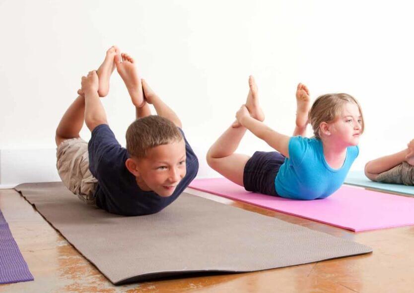 Правильная осанка у дошкольника - профилактика сколиоза