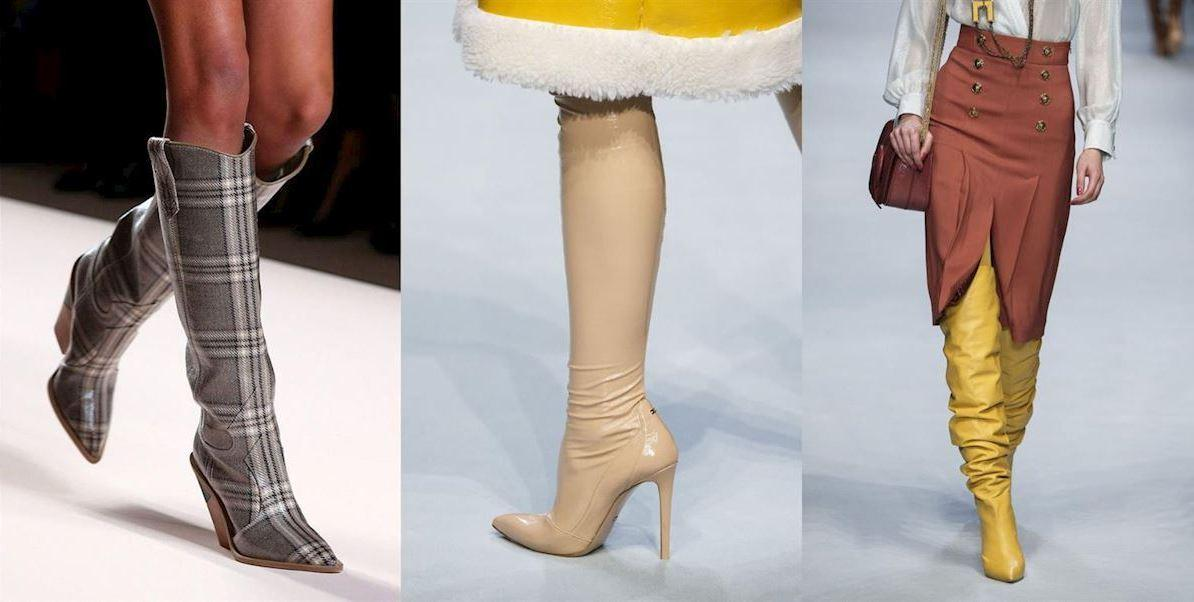 Зимняя обувь 2019