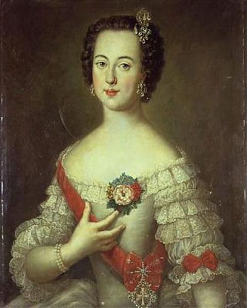 Екатерина Романовна Дашкова