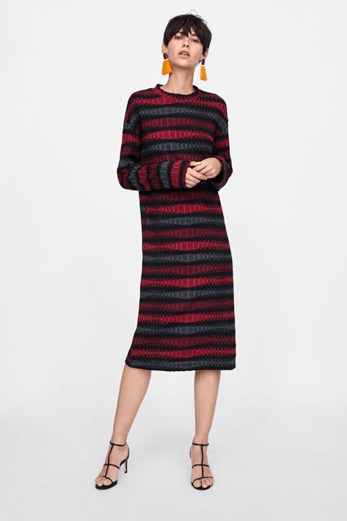 Платье из Zara